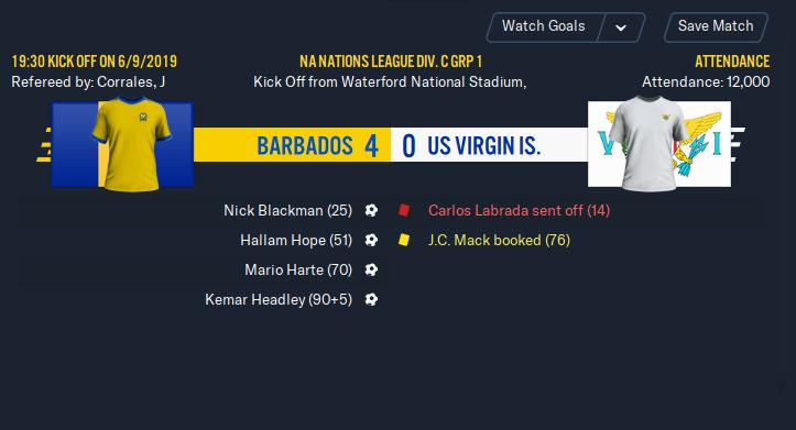 S1 - BRB vs USV - Nations Cup
